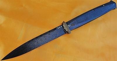 CUSTOM JEFF HARKINS PONZIO ITALIA PROTOTYPE KNIFE