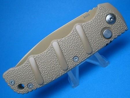 Boker Kalashnikov Desert Handle & Desert Serrated Blade KALS74DES