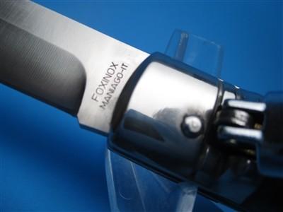 Italian 9.5 Cocobolo Leverlock Bayonet