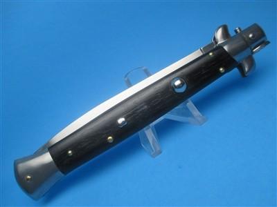 """Frank Beltrame 11"""" Ebonywood Dagger Switchblade"""