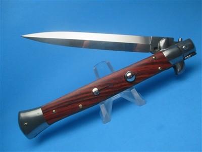 """Frank Beltrame 11"""" Cocobolo Dagger Switchblade"""